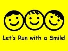 Let's Run with a Smile